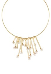 Sweet Deluxe Antina Necklace Goldcoloured Rose