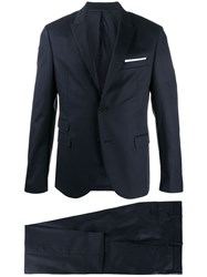 Neil Barrett Classic Tailored Suit 60