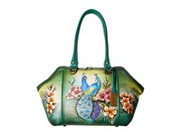 Anuschka 587 Passionate Peacocks Handbags Multi