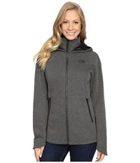 The North Face Far Northern Hoodie Asphalt Grey Heather Women's Sweatshirt Gray