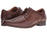 Mark Nason Tatum Cognac Dress Leather Men's Shoes Brown