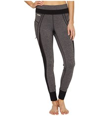 Lole Burst Legging Black Noise Women's Casual Pants
