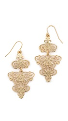 Adia Kibur Maria Earrings Gold