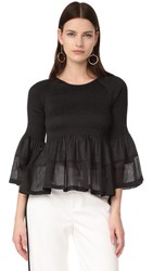 M.Patmos Stella Swing Top Black