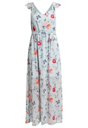 Mintandberry Maxi Dress Pastel Blue Mint