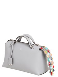 Fendi Small By The Way Studded Leather Bag