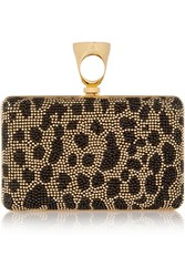 Tom Ford Studded Leather Clutch