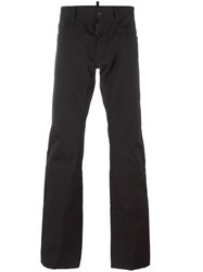 Dsquared2 Ski Wide Fit Trousers Black