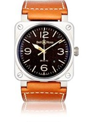 Bell And Ross Br 03 92 Golden Heritage Watch Brown