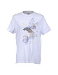 Heritage Short Sleeve T Shirts White