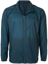Kent And Curwen Lightweight Blouson Blue