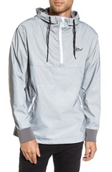 Imperial Motion Men's Helix Reflective Anorak Reflective Silver