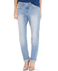 Levi's 414 Relaxed Fit Straight Leg Jeans Cali Sky Wash