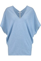 Duffy Cashmere Sweater Light Blue