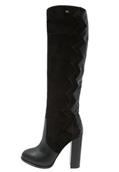 Elisabetta Franchi High Heeled Boots Nero Black
