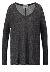 Teddy Smith Pam Jumper Noir Black