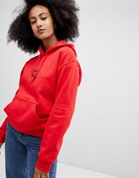 Adolescent Clothing Juicy Cherry Hoodie Red