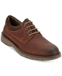 Dockers Men's Banewell Oxfords Men's Shoes Red Brown