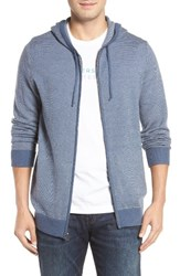 Travis Mathew Men's Schwartze Wool And Cashmere Blend Hoodie