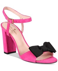 Kate Spade New York Isabel Too Evening Sandals Women's Shoes Pink