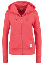 Converse Essentials Tracksuit Top Ultra Red