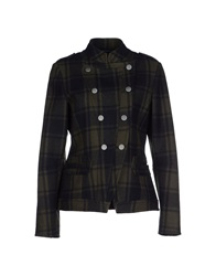 Jeckerson Jackets Military Green