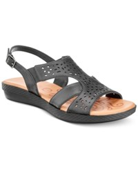 Easy Street Shoes Bolt Sandals Women's Black