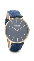 Rumbatime Soho Denim Watch
