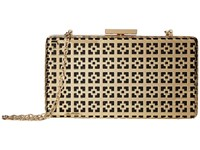 Love Moschino Evening Bag Black Gold Bags