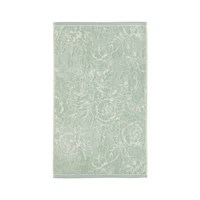 Sanderson Chelsea Rose Towel Aqua Bath Towel