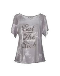 Wildfox Couture Wildfox T Shirts Grey
