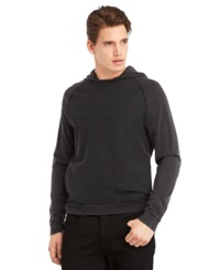Kenneth Cole Reaction Pullover Hoodie Black