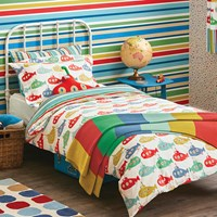 Scion Up Periscope Kids Duvet Cover Set Single