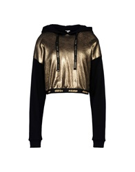 Dimensione Danza Sweatshirts Gold