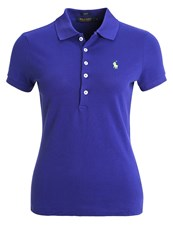 Polo Ralph Lauren Golf Club Shirt Flag Royal Royal Blue