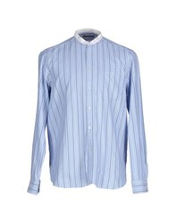 Boglioli Shirts Shirts Men Sky Blue