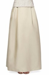 Women's Alex Evenings Organza Ball Skirt