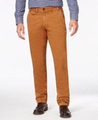 Barbour Men's Neuston Twill Pants Camel
