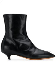 Marni Ankle Boots Black