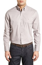 Nordstrom Men's Big And Tall Men's Shop Smartcare Tm Traditional Fit Twill Boat Shirt