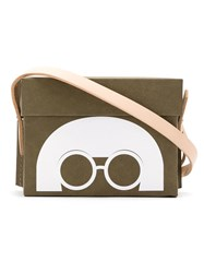 Gloria Coelho The Incredibles' Edna Crossbody Bag Brown