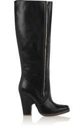 Theyskens' Theory Eames Leather Knee Boots