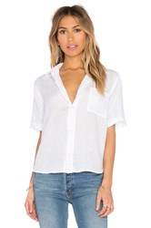 Cp Shades Matty Crop Shirt White