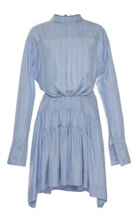 J.W.Anderson J.W. Anderson Mini Shirt Dress Blue