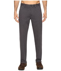 Exofficio Marco Pants Black Heather Men's Casual Pants