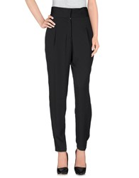 Les Prairies De Paris Trousers Casual Trousers Women Black