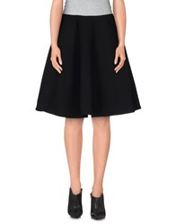 Marc By Marc Jacobs Skirts Knee Length Skirts Women Black
