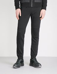 Michael Kors Relaxed Fit Cotton Jersey Jogging Bottoms Black