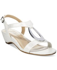 Karen Scott Carmeyy Wedge Sandals Only At Macy's Women's Shoes