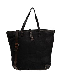 Campomaggi Handbags Black